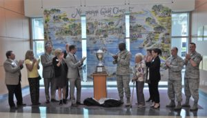 Altus Trophy Ceremony