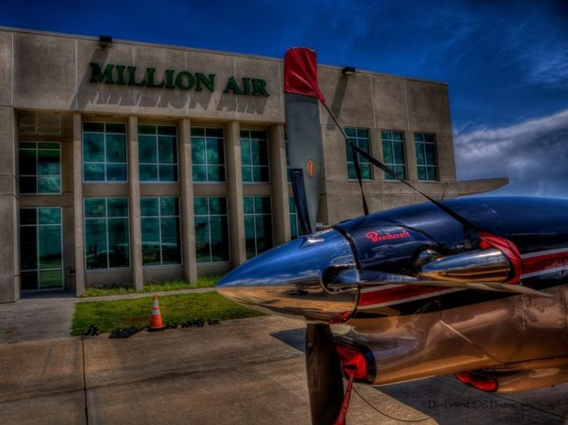 Gulfport-Biloxi Airport - Million Air