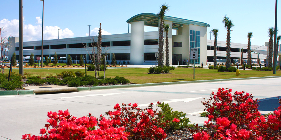 Gulfport-Biloxi Airport - Parking