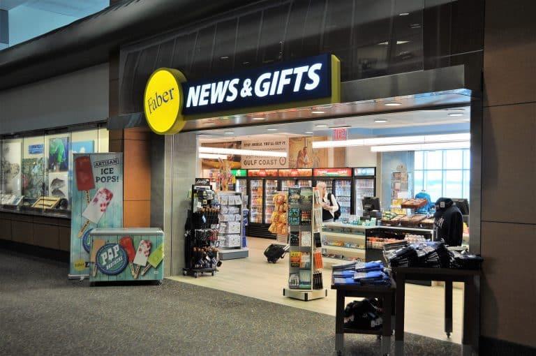 Gulfport-Biloxi Airport - News & Gifts