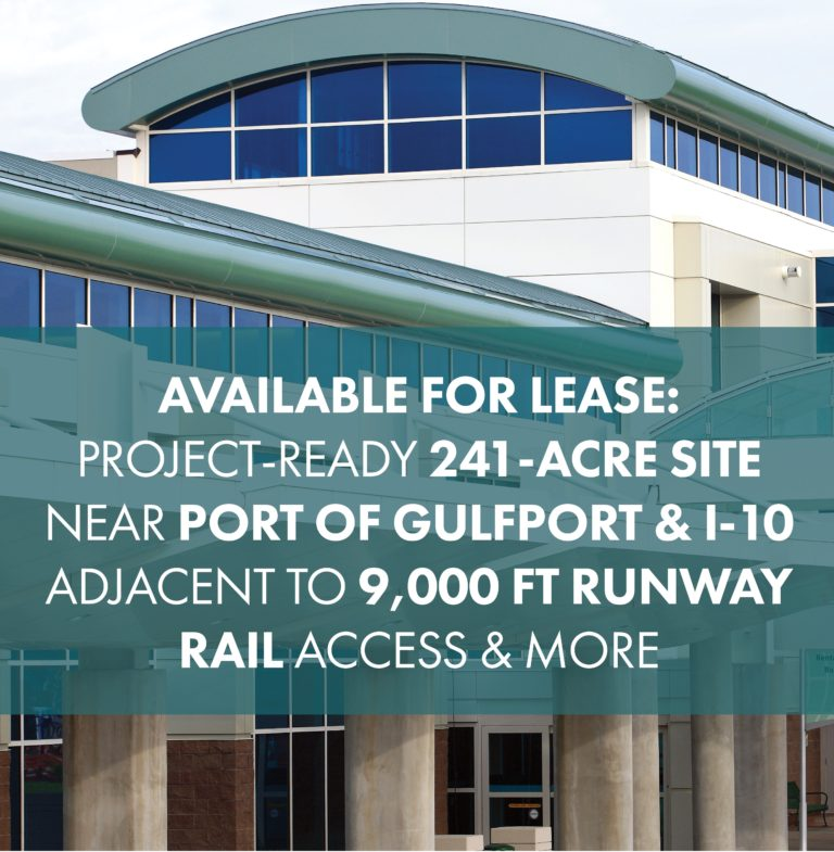 Gulfport-Biloxi Airport - Space Available For Lease