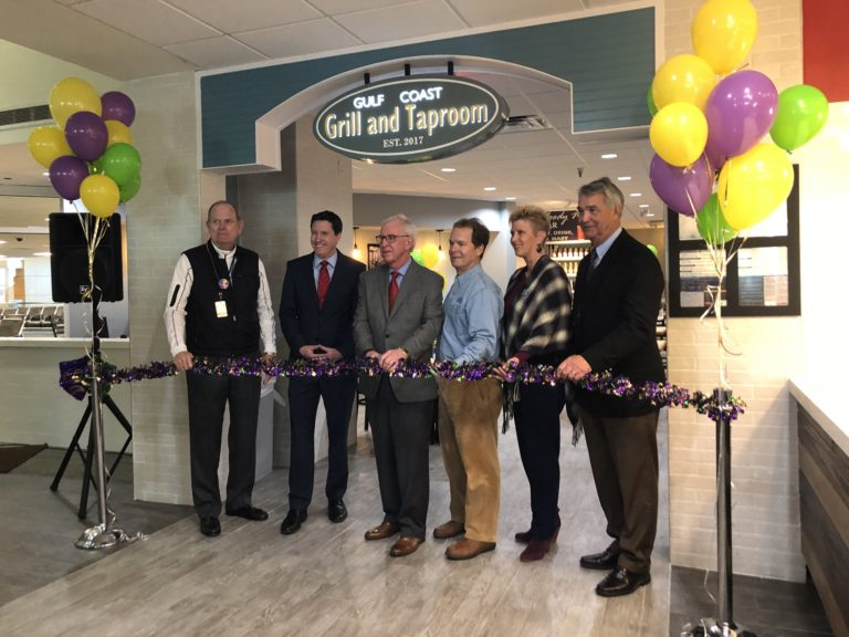 Grill and Taproom Grand Opening