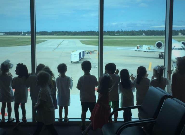 Gulfport-Biloxi Airport Community Relations - Children