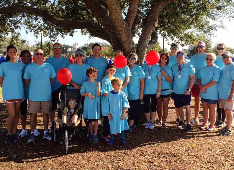 Gulfport-Biloxi Airport Community Relations - Heart Walk