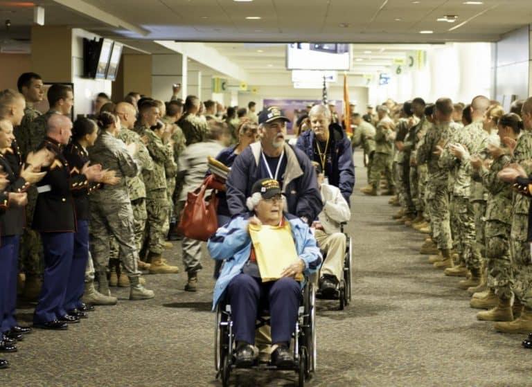 Gulfport-Biloxi Airport Community Relations - Veterans