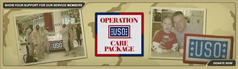 USO Operation Care Package