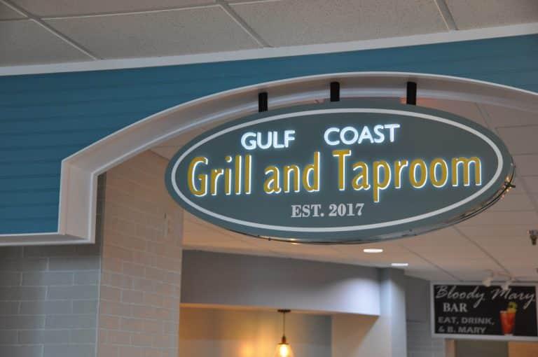 Gulfport-Biloxi Airport - Gulf Coast Grill and Taproom