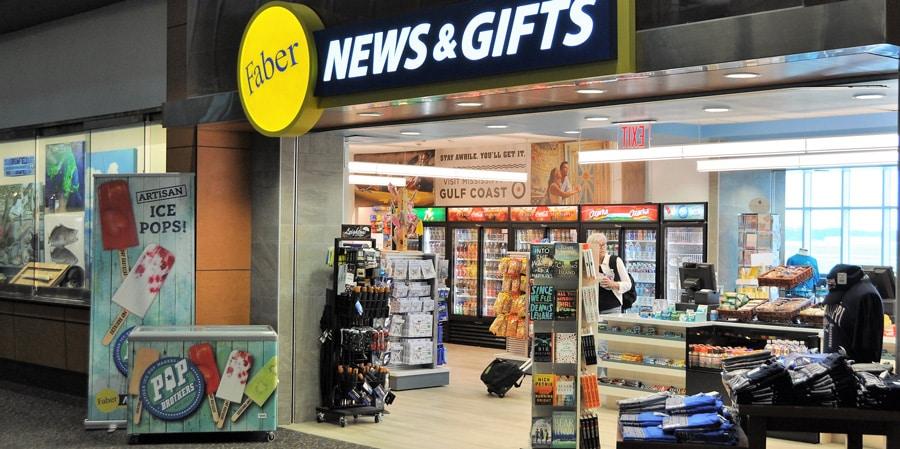 Gulfport-Biloxi Airport - Terminal Amenities