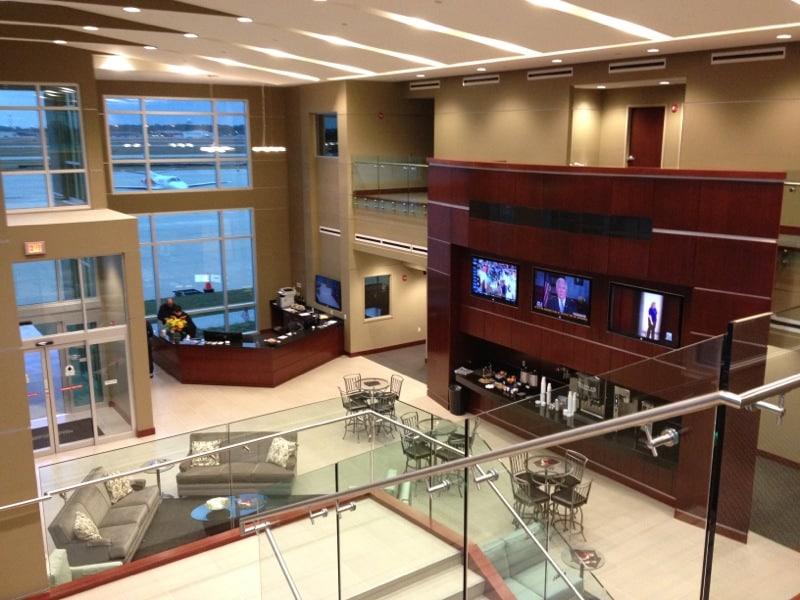 Gulfport-Biloxi Airport - Million Air Lobby