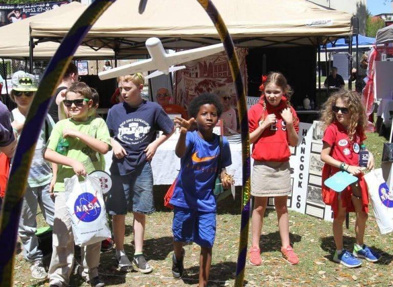 Gulfport-Biloxi Airport Community Relations - Bicentennial Celebration